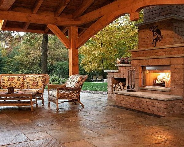 Why Should You Have Outdoor Fireplace Right Now?