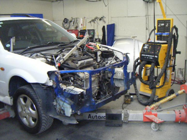 Kensington collision repair