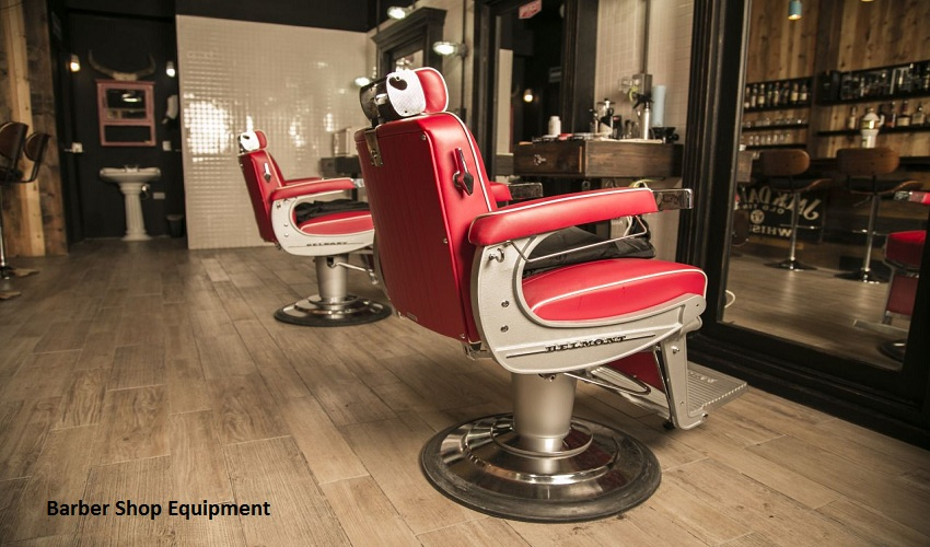 Barber Shop Equipment