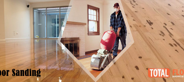 What Are Some Important Steps Related to Timber Floor Sanding