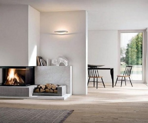 Few Benefits Of Gas Log Fireplaces Over Traditional Wood Burning