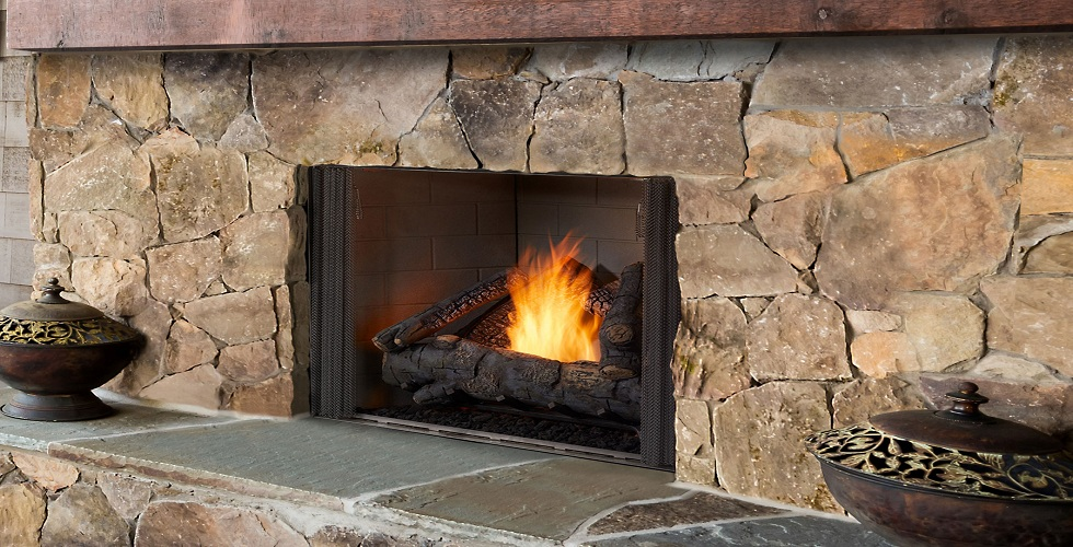 Should I Prefer An Outdoor Fireplace For The New House?