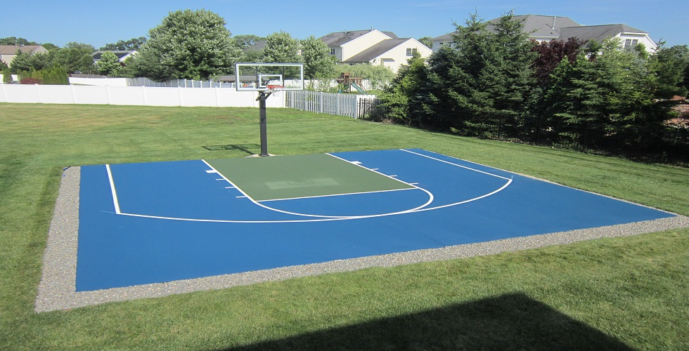 Why Should You Install A Backyard Basketball Court At Home?