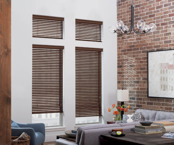 The Top 5 Advantages of Installing the Wood Blinds