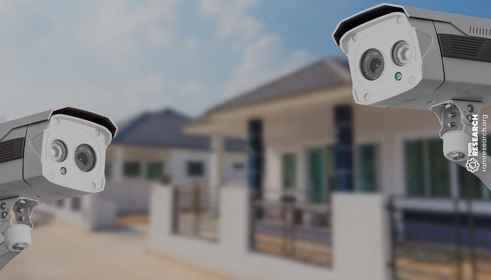 Smart Security Camera- A Reason Behind Every Secure House