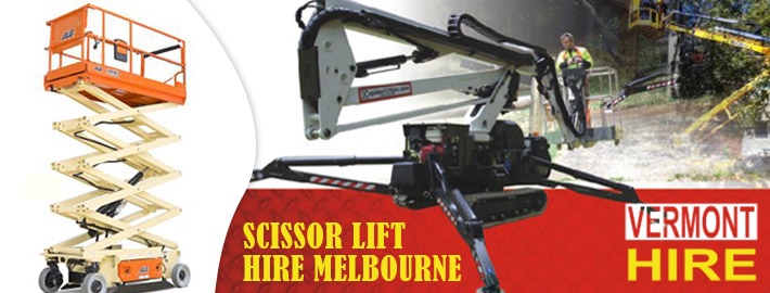 Know the basic use of scissor lift